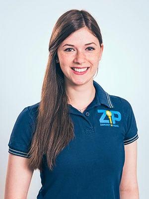 Zahnarzthelferin Monika Augustin
